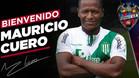 Mauricio Cuero, nuevo fichaje del Levante