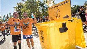 Medio Maratón y Maratón Valencia se alían con Ecoembes para ser más sostenibles