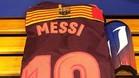 Messi, capitán, llevará la camiseta de color morado