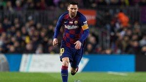 Messi firmó otra gran actuación