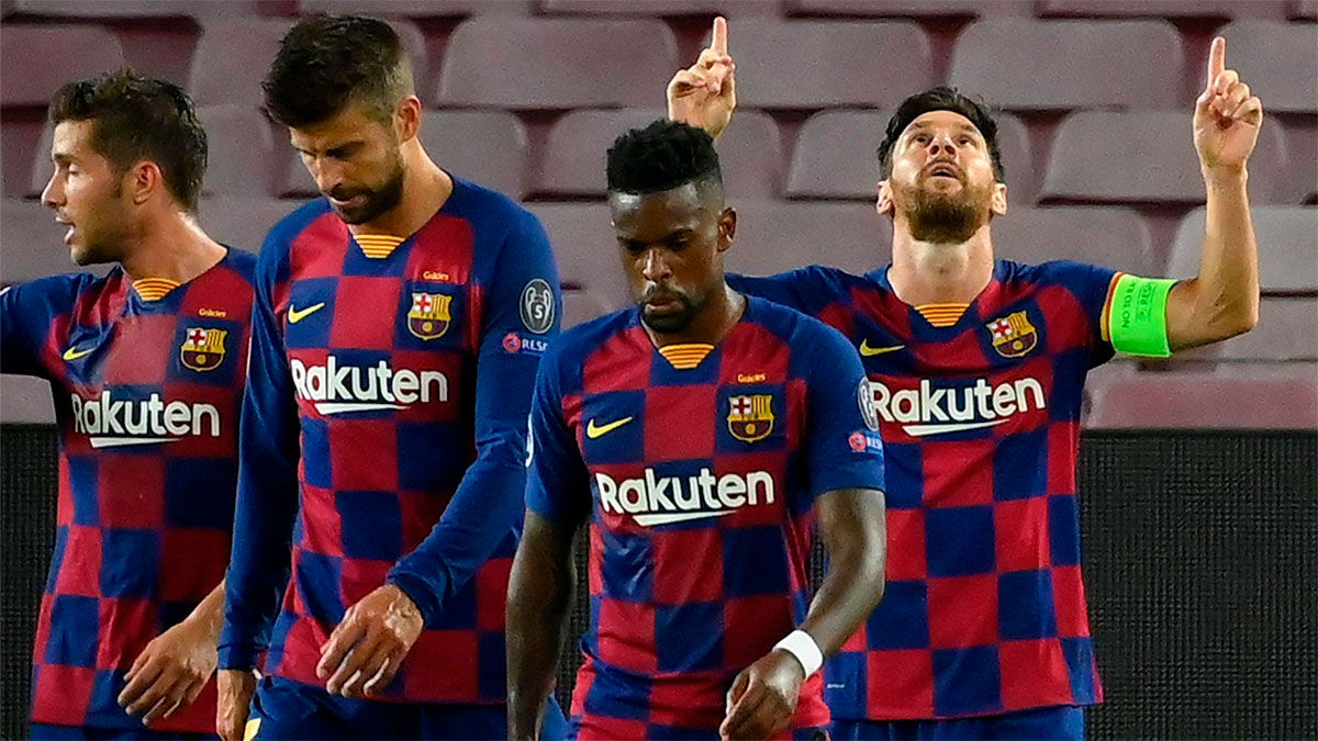 Messi nos volvió a enamorar con este golazo