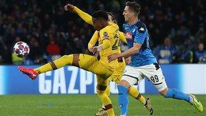 El Nápoles tendrá un día más de descanso antes de medirse al Barça