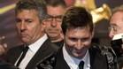 El padre de Messi llega a Barcelona para empezar a negociar con Bartomeu la renovación de Leo