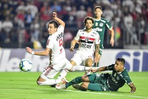Palmeiras sigue invicto en el campeonato