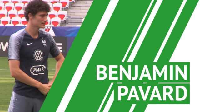 El perfil de Benjamin Pavard