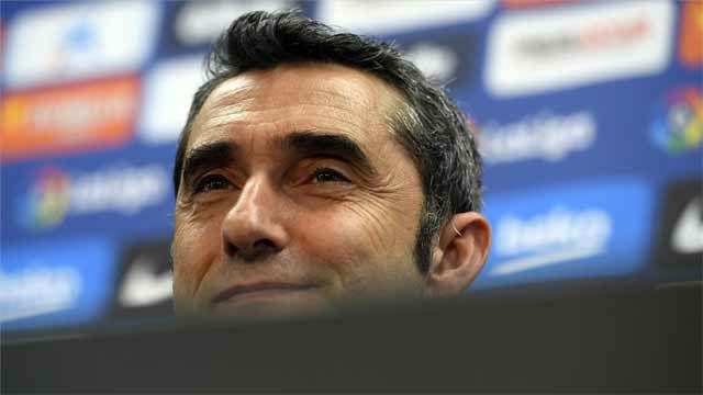 ¿Piensa Valverde en el triplete?
