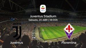 Previa del encuentro: la Juventus recibe en la Juventus Stadium a la Fiorentina