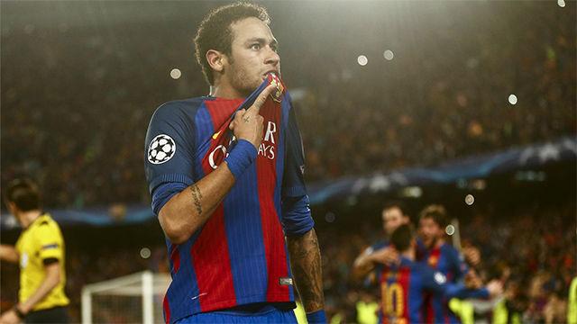 La prueba que demuestra que Neymar no olvida al Barça...