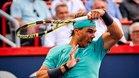 Rafael Nadal avanza en el Masters 1000 de Australia