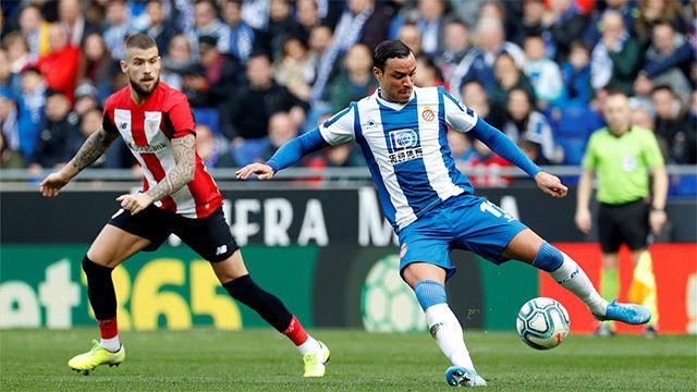 Raúl de Tomás rescata un punto ante el Athletic