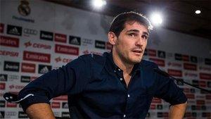 El Real Madrid rinde, ahora sí, homenaje a Casillas (ES)