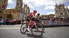 Rohan Dennis, maglia rosa del Giro 2018