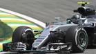 Rosberg, el más rápido en el tercer libre