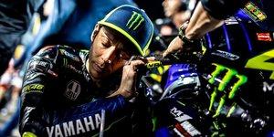 Rossi vuelve al Mundial con su futuro en el aire