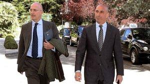 Rubiales defendió la trasparencia de la RFEF