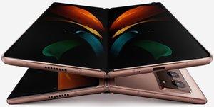 Samsung presenta oficialmente el Galaxy Z Fold 2
