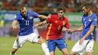 Sergi Roberto no podrá jugar con la Roja ante Colombia y Macedonia