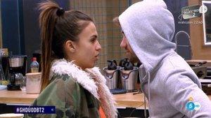 Sofía Suescun y Alejandro Albalá habría protagonziado un edredoning en GH DÚO | Telecinco