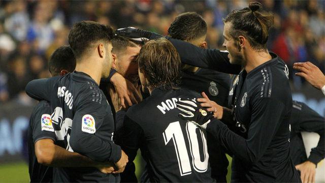 Solari se gana el puesto con la goleada del Madrid en Balaídos