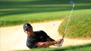 Tiger Woods fue muy prudente con la aparición del coronavirus