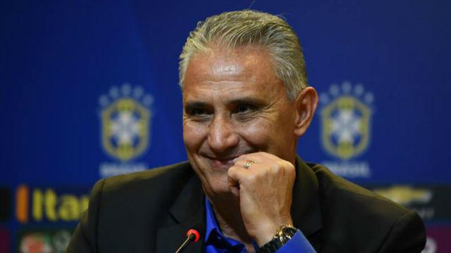 Tite habla sobre el futuro de Neymar con Brasil