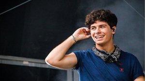 El triunfito Alfred García presentará su nuevo single en Fama a bailar