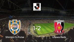 El Urawa Reds vence 1-2 en el feudo del Shimizu S-Pulse