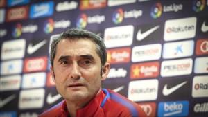 Valverde dio importancia a los puntos contra el Madrid
