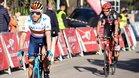 Valverde durante una de las etapas de la Vuelta a Mallorca