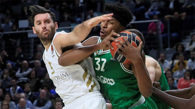 El video de la victioria del Madrid frente al Zalgiris (88-82)