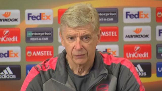 Wenger: El Atlético es el segundo mejor equipo de España
