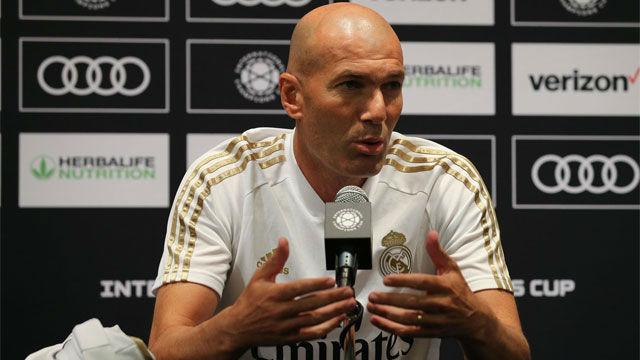 Zidane: ¿Pogba? Sabemos lo que queremos pero hay que respetar