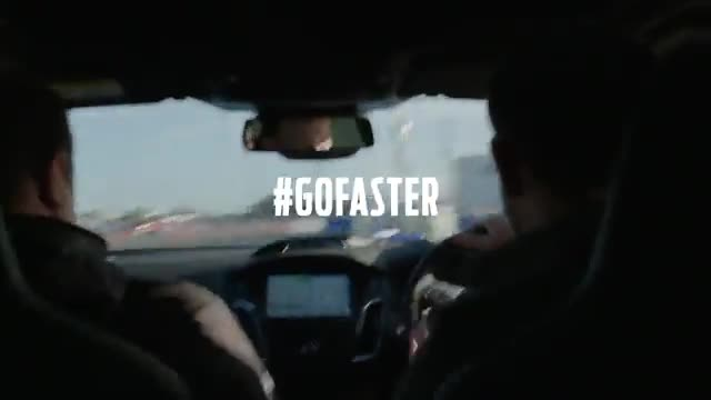 Go Faster llega a Barcelona.