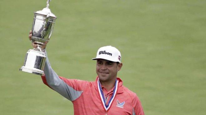 Woodland gana el US Open de golf