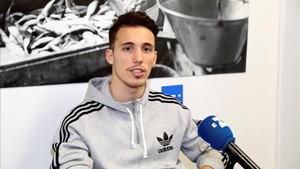Álex Grimaldo tiene esperanzas de acudir al Mundial de Rusia con España