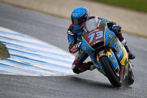 Àlex Márquez puede ser campeón de Moto2 en Malasia