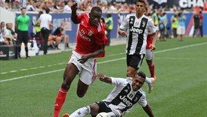 Alfa Semedo, futbolista físico