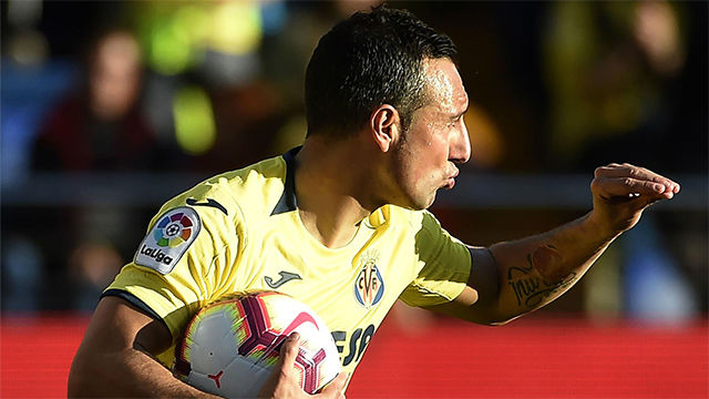 Así ha anunciado el Villarreal la renovación de Santi Cazorla