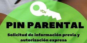 Así es el Pin Parental que ha revolucionado la Comunidad de Murcia