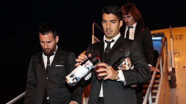 Así ha sido la llegada del Barça a Praga