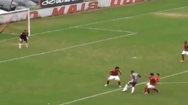 Así son los goles de Robert Gonçalves