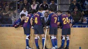 El Barça, obligado a ganar