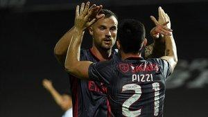 El Benfica empató en el campo del Famalicao