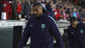 Boateng no estará ni en el banquillo ante el Lyon