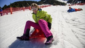 Cata de nieve en La Molina este fin de semana