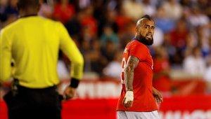 Chile jugó a cuidarse e igualó con Estados Unidos