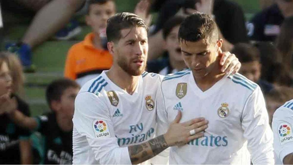 Cristiano y Ramos siguen de permiso y no jugarán en Fuenlabrada
