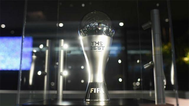 Cristiano Ronaldo, Modric y Salah, finalistas al premio The Best