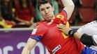 Djushebaev marcó el gol decisivo de España ante Hungría