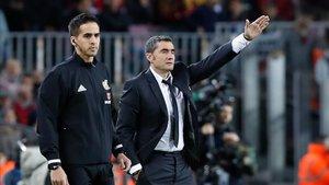 Ernesto Valverde reconoció que Leo Messi decanto el FC Barcelona - Celta
